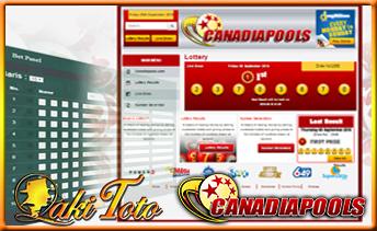 DISCONT DAN HADIAH TOTO CANADIA - LAKI TOTO