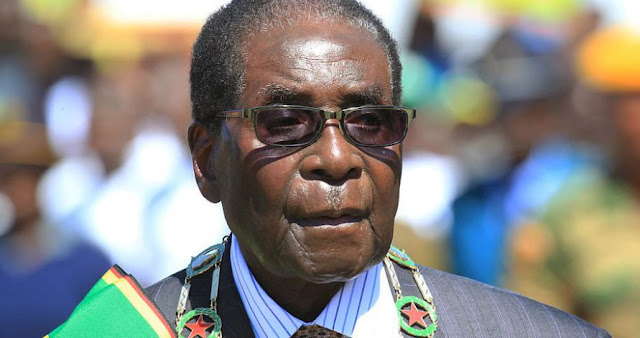 Mugabe flies to Singapore for medical checks