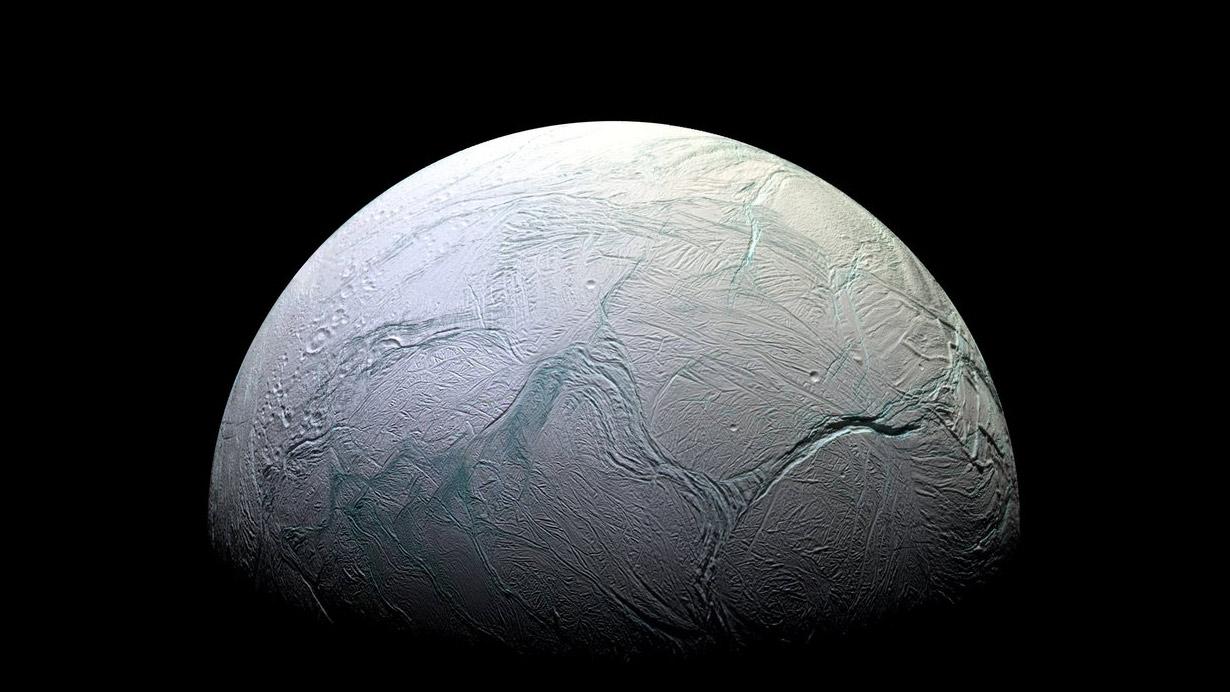 Cassini, enceladus, NASA, saturn, space