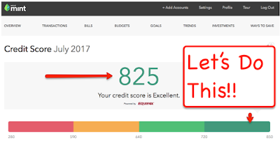 3 keys to your Credit Score - Who knew? Road to 800...