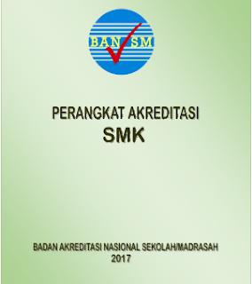 Perangkat Akreditasi SMK 2017