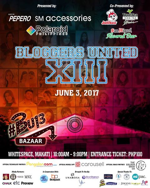 Events: Blogger United 13 Philippines