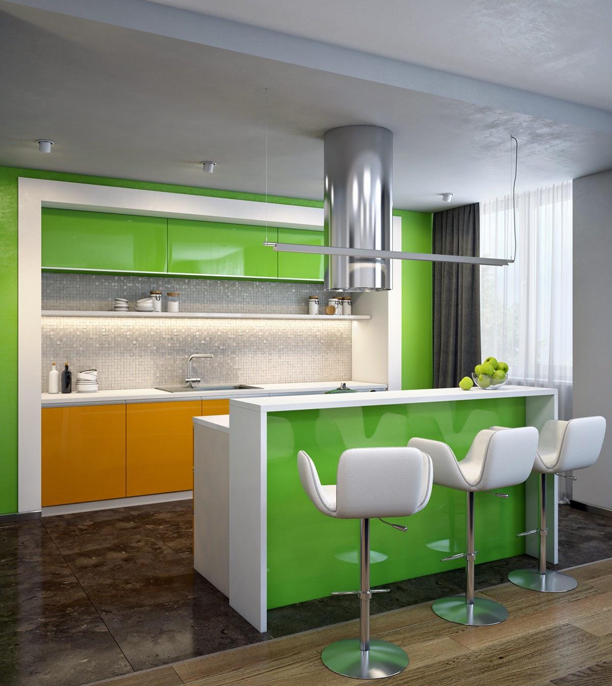 Idee soggiorno sala da pranzo e la cucina for Idee cucina soggiorno