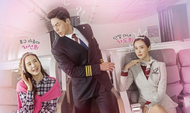 Cha Sun Hee (Lee Da Hae) adalah seorang ibu rumah tangga dan dia menikah dengan Bong Chun Dae (Bae Soo Bin). Suaminya saat ini menganggur. Dia memiliki saudara kembar, Cha Do Hee (Lee Da Hae), yang bekerja sebagai pramugari. Meskipun mereka kembar identik, mereka memiliki kepribadian yang sepenuhnya berlawanan. Cha Do Hee terlibat dalam situasi yang menyebabkan Cha Sun Hee berpura-pura menjadi adik pramugari. Dia kemudian bertemu dengan co-pilot Song Woo Jin (Ryu Soo Young).
