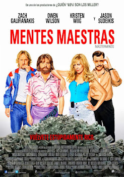 Poster de Mentes Maestras / De-Mentes Criminales