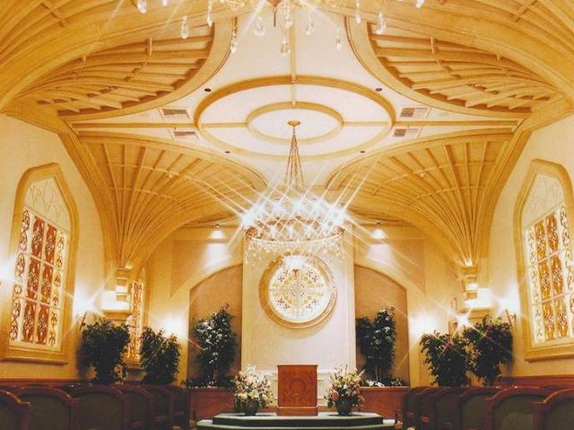 Canterbury Wedding Chapels em Las Vegas