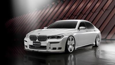 Nouvelle BMW Série 7 2019, caractéristiques, prix, photos
