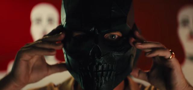 Aves de Rapina: Novas artes conceituais mostram design de máscaras do Máscara Negra