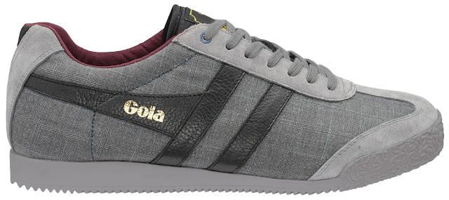 Authentische Retro-Sneaker für echte Gentlemen.