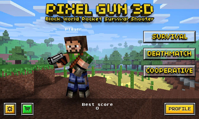 pixel gun 3d mod unlimited money apk download