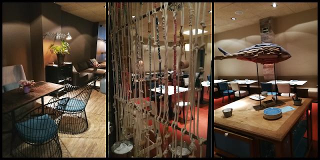 Salones restaurante Totora