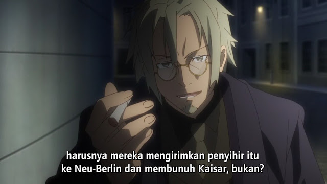 Shuumatsu no Izetta Episode 05 Subtitle Indonesia