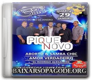 CD Pique Novo - No Pagode Da Gula Ao Vivo (2014)