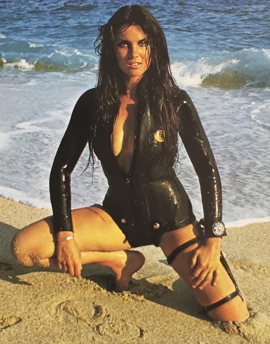 Playboy magazine August 1975 Lillian Muller Kim Komar