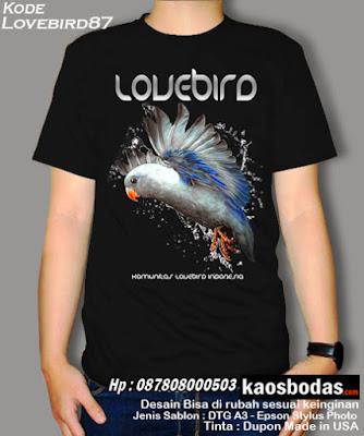 Kaos Lovebird 87