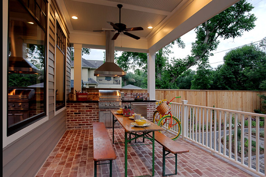 Check out these awesome outdoor grill areas! ~ Lisa Moves Utah on Patio Grilling Area  id=29018