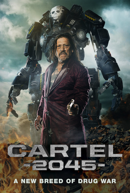 cartel 2045 poster