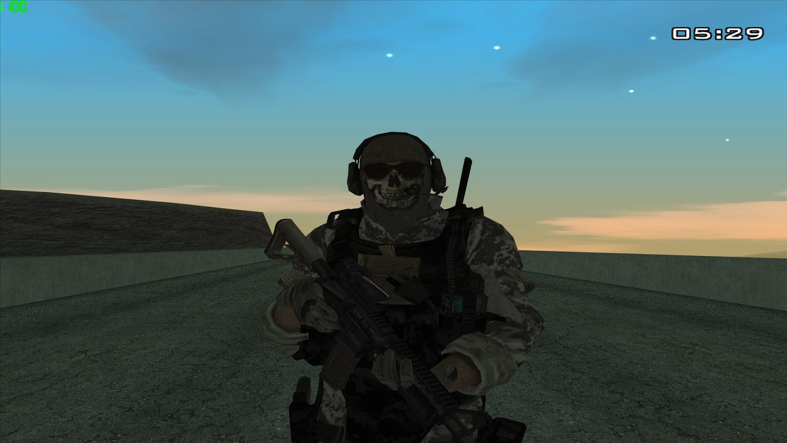 Dimitri2235 Mods: ARMA 3 Animation (GTA SA)