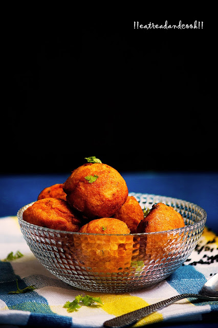 how to make cholar dal er bora / bengali chana dal fritters recipe and preparation