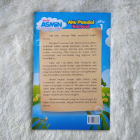 Buku Anak Serial Asmin Aku Pandai Bersuci