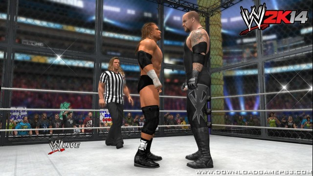 WWE 2K14 [+ DLC] - Download game PS3 PS4 RPCS3 PC free