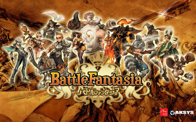 Battle Fantasia Save Game A