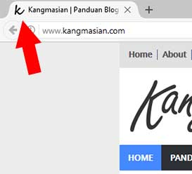 Cara Membuat Icon Blog (Favicon) di Blogspot