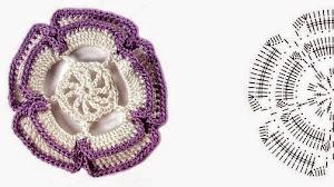 Magnífica colección de 33 flores con patrones