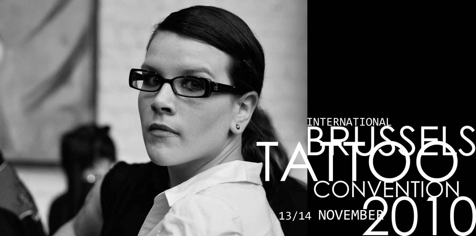 Convention Tatouage Bruxelles - International Brussels Tattoo Convention – 8 > 10 novembre