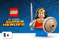LEGO Comics Super Heroes