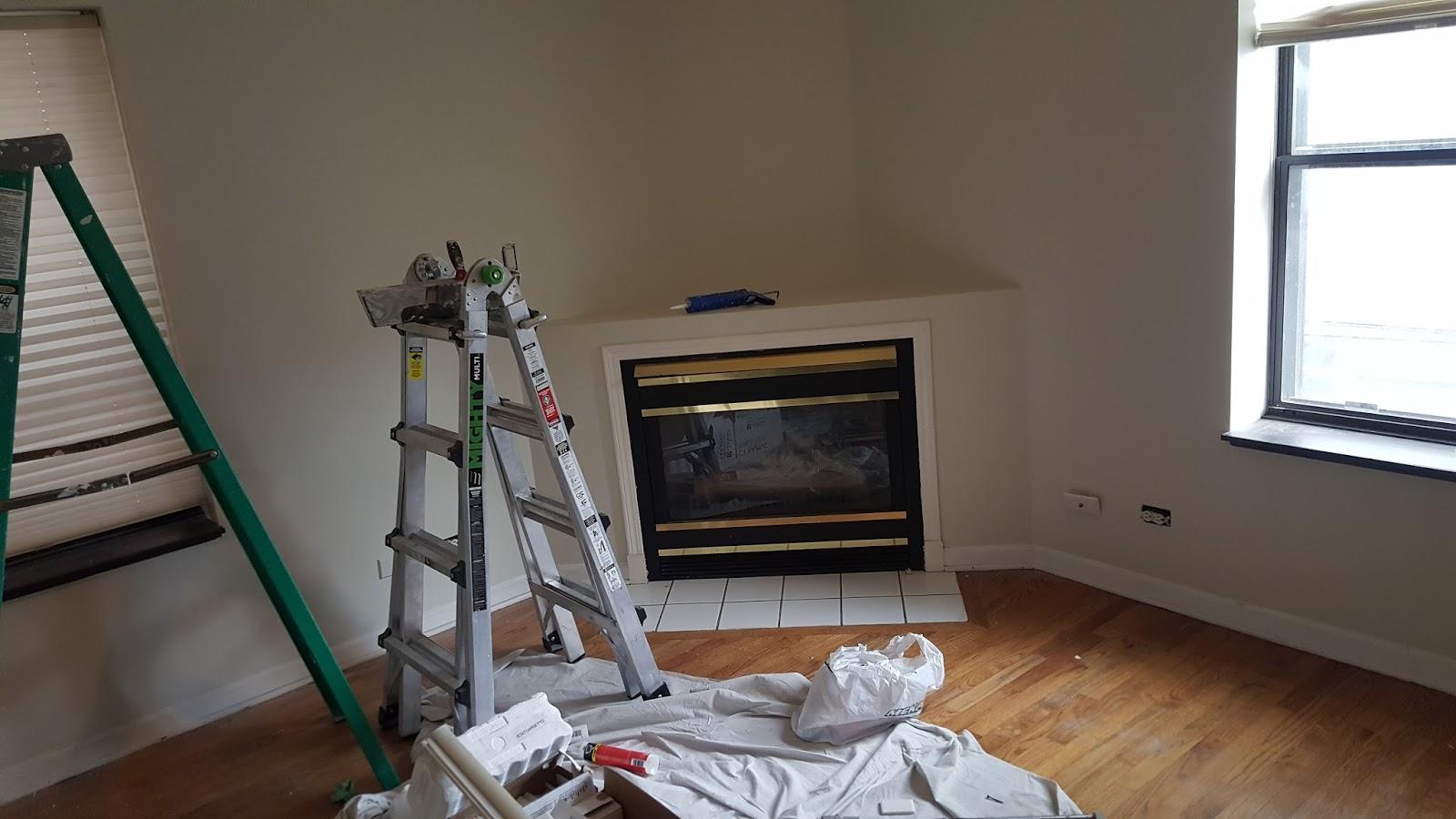 Contractors Paint Kitchen Cabinets