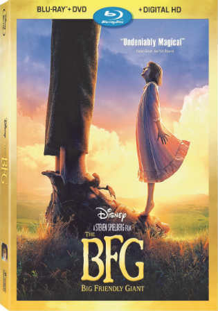 The BFG 2016 BluRay 800Mb Hindi Dubbed Dual Audio 720p Watch Online Full Movie Download bolly4u