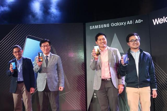Ini Harga Samsung Galaxy A8 dan Galaxy A8 Plus 2018