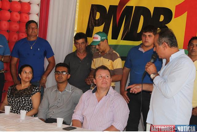 Deputado Neison, Joais Santos, Hiran das duas irmãs, andre do sindicato, tito, teixeira, teixeirão, Nova Mamoré - Rondônia