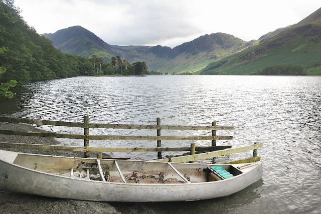 Buttermere, Fleetwith Pike, Tree, lake, Photo, Haystacks, Lake District walks, Alfred Wainwright, Best View