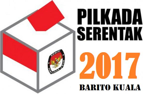 Pilkada KABUPATEN Barito Kuala  2017