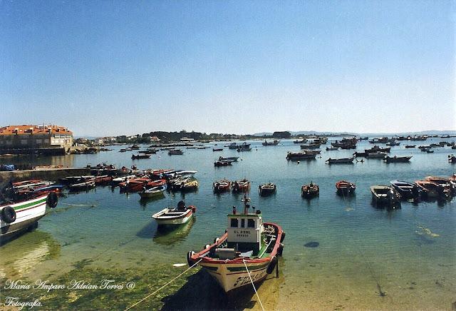 Isla de Arosa (Pontevedra).