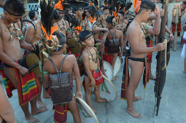 Behind the Scenes Cultural Parade Participants Our Indigenous Tribe