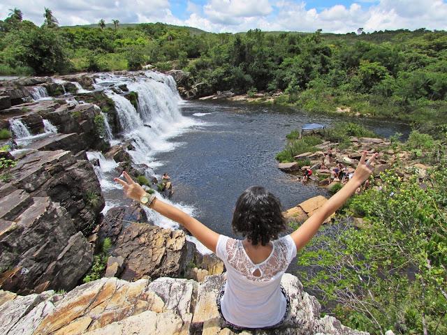 Cachoeira Grande, Serra di Cipó - MG