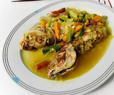 Gambar Resep Masakan Ikan Mujahir