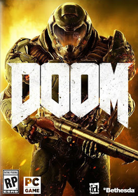 doom cover art video
