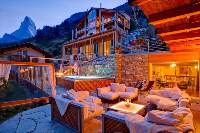 Coeur des Alpes en Zermatt (Suiza)