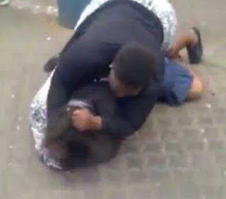 2 Married Female Deeper Life members fight publicly over man in Lagos