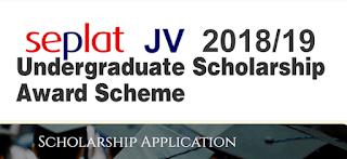 Seplat JV National Scholarship 2018