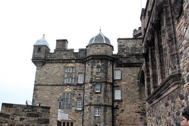 Ensikosketus Edinburghiin 33
