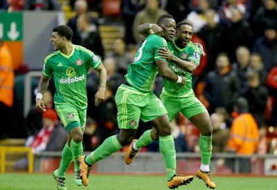 Defoe, Liverpool FC, Sunderland AFC,