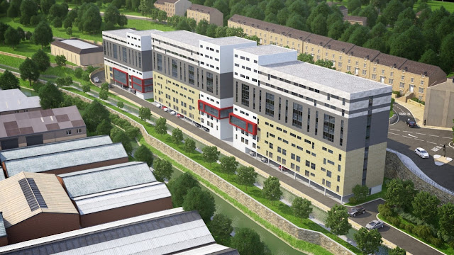 Student Accommodation FOR SALE in Huddersfield