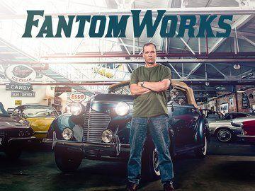 fantomworks bobby lead mechanic