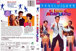 Carátula: El ídolo de Acapulco (1963) Fun in Acapulco