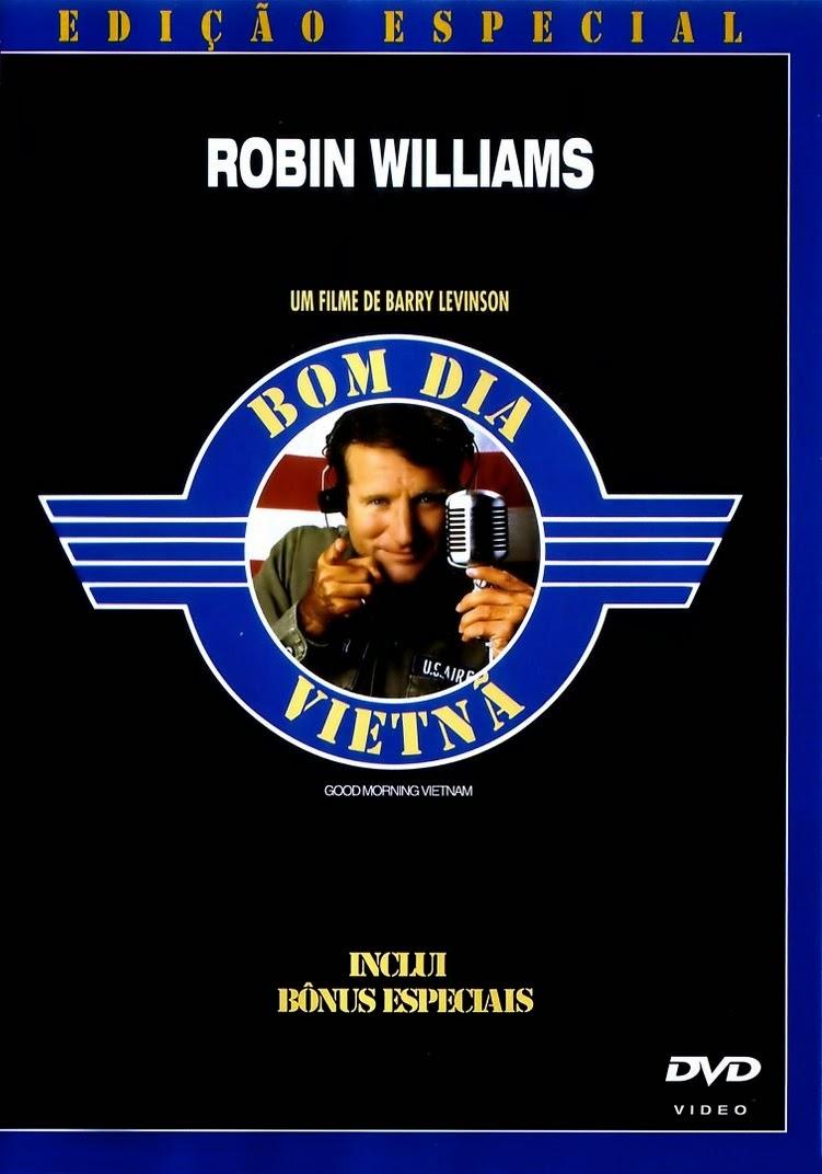 Bom Dia, Vietnã – Dublado (1987)